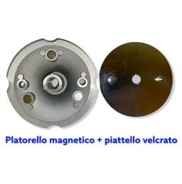 Platorello magnetico 100 MM